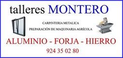 TALLERES MONTERO Logo